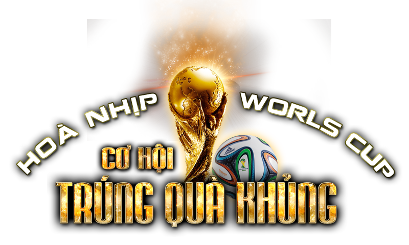 World Cup 2014: Ngập tràn khuyến mãi