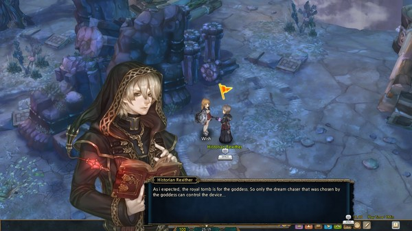 Game online Tree of Savior với đồ họa Anime cực chất