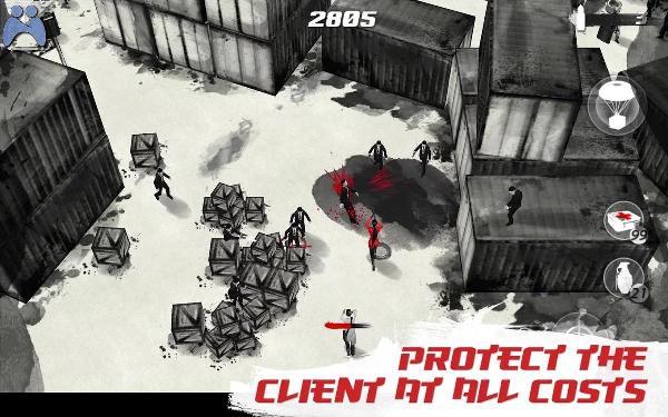 Bloodstroke - Game hành động đậm chất
