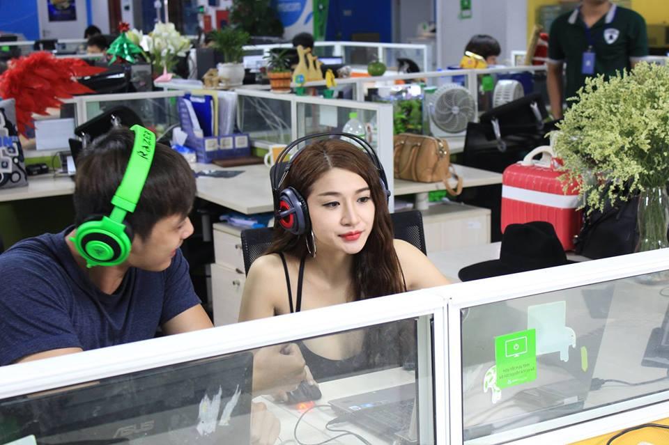 Con gái chơi game có chắc là điều tuyệt vời?