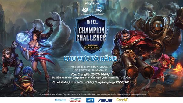 Khởi tranh giải đấu Intel Champion Challenge (ICC) tại Đà Nẵng