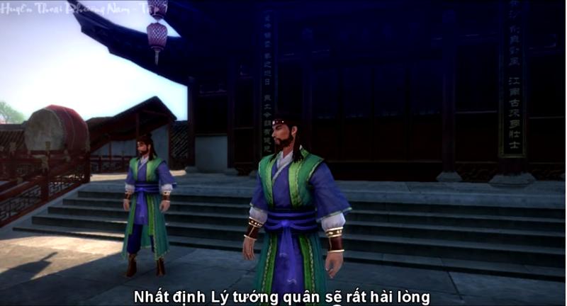 Huyền thoại Phương Nam - tập 7