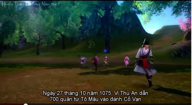 Huyền thoại Phương Nam - tập 9