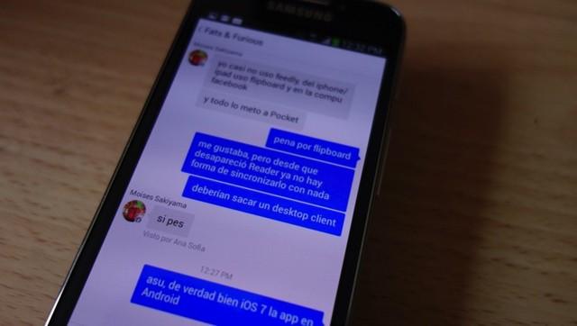 Tìm hiểu việc Chat Facebook trên Android mà không dùng đến ứng dụng Facebook Messenger