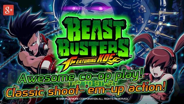BEAST BUSTERS featuring KOF - Sự kết hợp hoàn hảo của huyền thoại