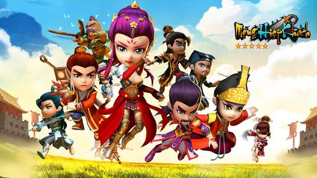 Game mobile lậu Trung Quốc - Mối nguy cho game thủ Việt