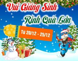 Vui Noel - Quà Ngập Tràn