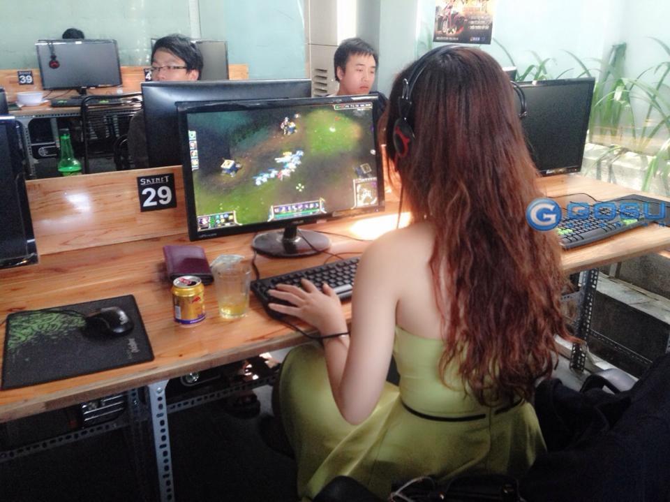 Dấu hiệu nhận biết giả gái trong game