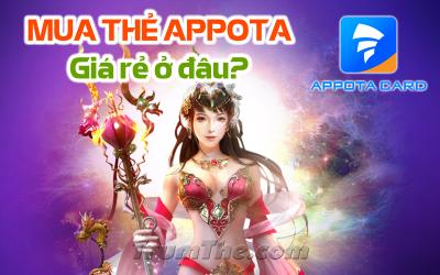 Mua thẻ Appota nhanh chóng dành cho game thủ Việt ở nước ngoài