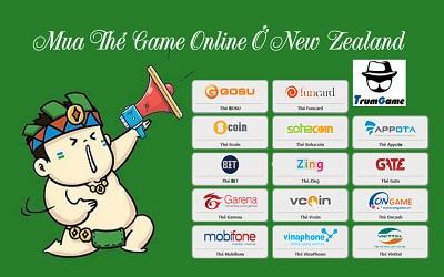 Hướng Dẫn Mua Thẻ Game Online Ở New Zealand