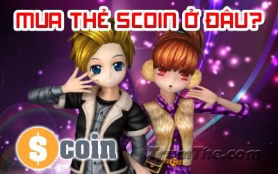 Thẻ Scoin là gì? Mua thẻ Scoin giá rẻ ở đâu an toàn?