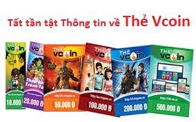 Tất tần tật về thẻ Vcoin, bạn đã biết chưa?
