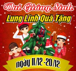 Vui Giáng Sinh - Lung Linh Quà Tặng